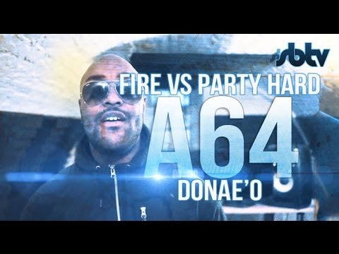 Donae'o – Fire vs Party Hard