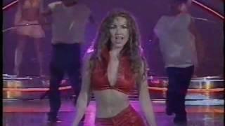 Thalia - Arrasando (Sabadão) Junio 2000