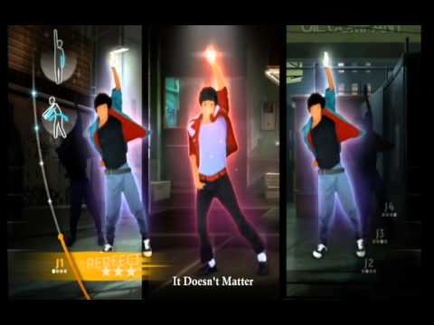 michael jackson the experience wii beat it