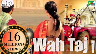Wah Taj | Full Movie | Shreyas Talpade & Manjari Fadnnis | Bollywood Comedy Movie