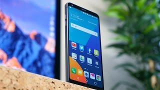 24 Hours With the LG G6