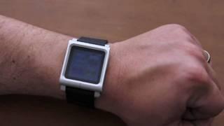Lunatik Watch Band Case For iPod Nano 6th Gen