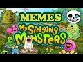 I made Meme Songs using My Singing Monsters