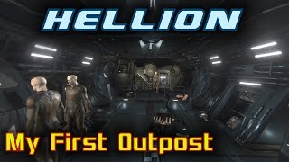 HELLION : Space Survival : My First Outpost