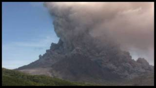 preview picture of video 'Montserrat eruption 11-02-10 Soufrière Hills'