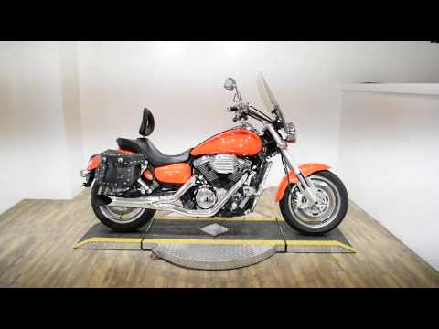 2005 Kawasaki Vulcan Mean Streak in Wauconda, Illinois - Video 1