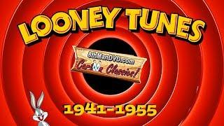 Looney Tunes 1941-1955 | Classic Compilation  1 | Bugs Bunny | Daffy Duck | Porky Pig | Chuck Jones