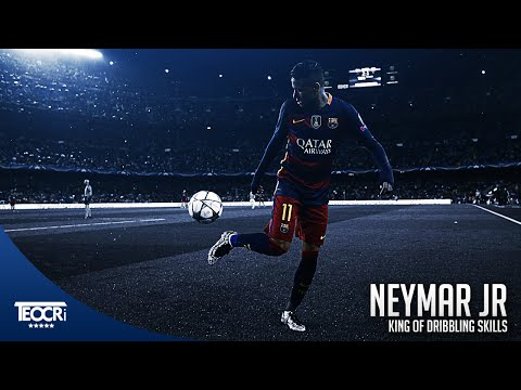 Neymar Jr -King Of Dribbling Skills- 2016 |HD|