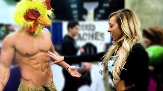 Connor Murphy Takes Over the LA Fit Expo (Epic Reactions) | Connor Murphy Vlogs