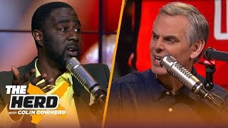 Chris Haynes on Kawhi resting, Houston's title hopes and LeBron's epic week | NBA | THE HERD
