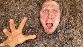 DON'T GET BURIED ALIVE! *REAL LIFE FEAR FACTOR*