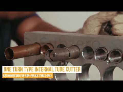 Push Type Internal Tube Cutter