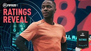 See the top 100 players in FIFA 20: http://x.ea.com/59644  Raheem Sterling, Jesse Lingard, and João Félix are put through their paces in the FIFA 20 Ratings Bunker as they try to earn upgraded stats from FUT 20 ICONS Kaká and Rio Ferdinand. Full Ratings revealed September 9th.  Kaká joins the squad of ICONS in FIFA 20 Ultimate Team: http://x.ea.com/59646  FIFA 20 launches worldwide September 27 on PlayStation 4, Xbox One, and PC, bringing two sides of The World's Game to life - the prestige of the professional stage and an all-new authentic street football experience in EA SPORTS VOLTA FOOTBALL. Pre-order now: http://x.ea.com/59648  Subscribe to see more FIFA 20 videos: http://bit.ly/pzw4VD.  #FIFARatings #FIFA20 #FUT20