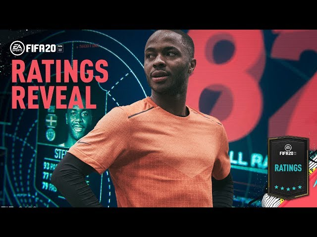 FIFA 20 Player Ratings | The Bunker ft. Sterling, Kaká, João Félix