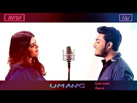 New vs Old Bollywood Songs Mashup   Deepshikha feat. Raj Barman   Bollywood Songs Medley 2018