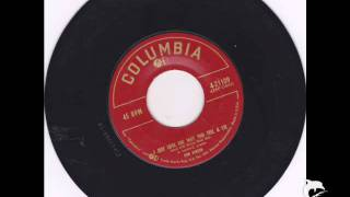Don Gibson - I just love the way you tell a lie   *1953*
