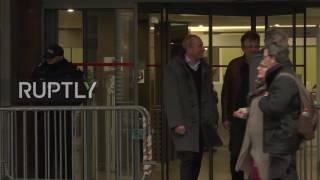 France: Marine Le Pen's bodyguard questioned over corruption scandal