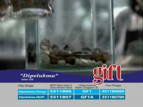 Video Clip GIFT - Dipelukmu