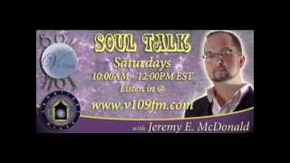 Today Heather Dominguez went on Soul Talk with Jeremy E. McDonald