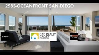 Ocean Front Luxury homes for Sale