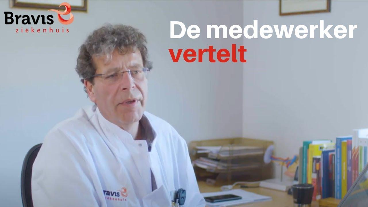 Internist Harmen Krepel over het Bravis ziekenhuis