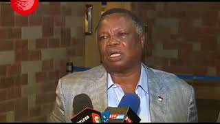 COTU SG Francis Atwoli threatens to 'replace' wife if she fails to turn up for Rhumba dance