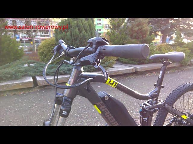 Видео Электровелосипед Haibike SDURO FullSeven 1.0 500Wh серо-лаймово-бронзовый
