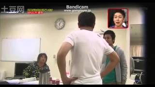 ※逆ドッキリ※はんにゃ川島が金田に逆ドッキリ1/2