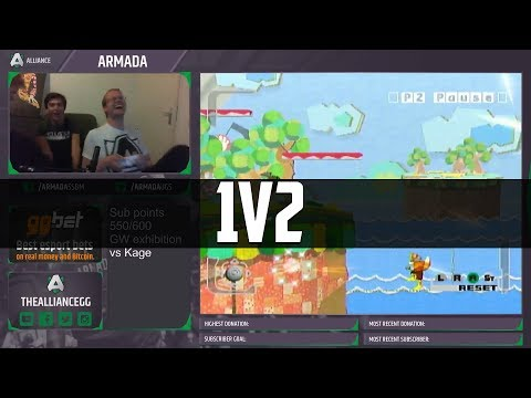 Now, He Will Try – Armada 1v2