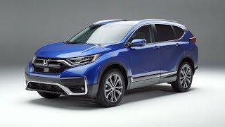2020 Honda CR-V Touring: Exterior and Interior Walkaround