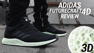 ADIDAS FUTURECRAFT 4D REVIEW: THE 3D PRINTED SNEAKER | Kholo.pk