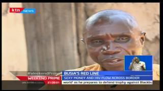 Sexy money and HIV flow across the Uganda-Busia Border