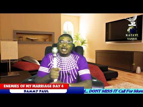 ENEMIES OF MY MARRIAGE DAY 4 WITH DAMMY PAUL