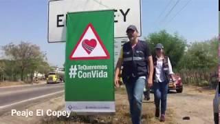 Miniatura Video Caravanas Peaje El Copey, Cesar
