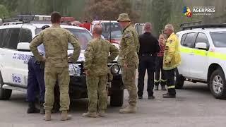 Australia: Trei americani au decedat în accidentul unui avion utilitar pentru stingerea incendiilor