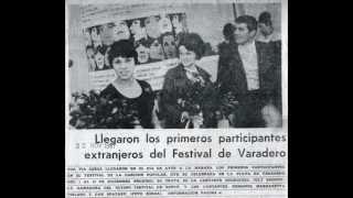 Margareta Paslaru _ Adoro  (Festivalul International al Cantecului Varadero, Cuba 1967)