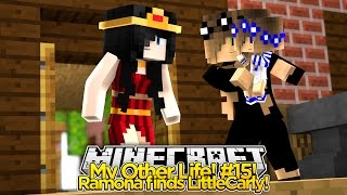 My Other Life #15-RAMONA GETS REVENGE ON QUEEN SOPHIE (Minecraft Roleplay)