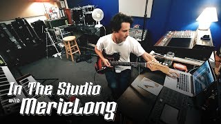 In the Studio with Meric Long (The Dodos, FAN)