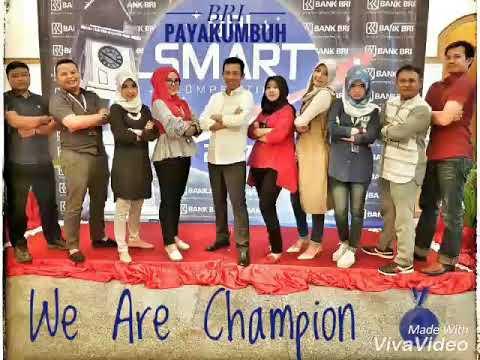 BRI SMART COMPETITION 2017- 2018 KW PADANG KC PAYAKUMBUH 0256