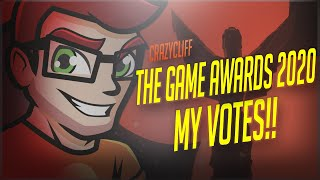 The Game Awards 2020 Nominees   My Votes & Discussion
