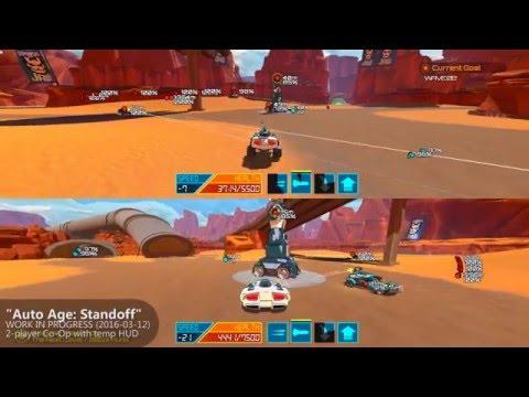 """""""Auto Age: Standoff"""" GDC 2016 Co-Op Preview thumbnail"""