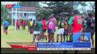 KTN Prime: Sportpesa Quins stay on top of the Kenya cup standings as they enter the third round