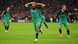 Lucas Moura (Tottenham) Champions League HAT-TRICK vs. Ajax | INSANE COMEBACK!