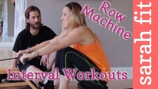 Rowing Machine Workout & Proper Form: How to Row