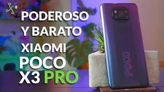 POCO X3 PRO: UNBOXING y precio en MÉXICO del MEJOR gama media de XIAOMI