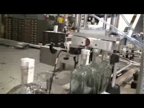 Model 700NW Labeler Labeling machine sold by In-Line Packaging Systems, Inc.