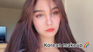 Korean Makeup|| مكياج كوري 🌸