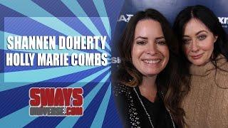 "Shannen Doherty Discusses NWA, Charmed Stories with Holly Marie and New Show ""Off The Map"""