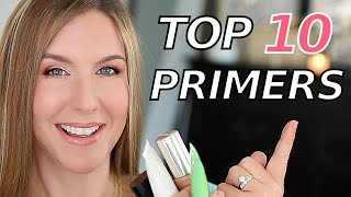 BEST FACE PRIMER for Mature Skin | Top 10 for All Skin Types | 2020