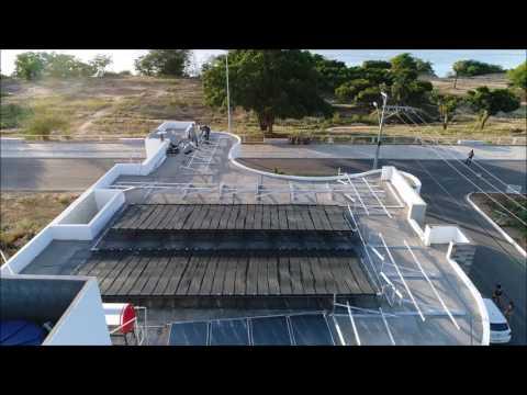 Instalação de Sistema de Energia Solar Fotovoltaica - 13,44 kWp em Juazeiro-BA